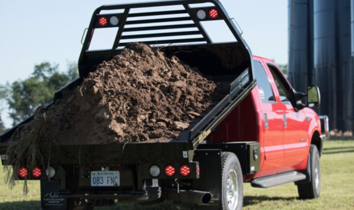 C5 Bale Beds Flat Beds Kansas Products Overview South Fork Dump Flatbeds Image