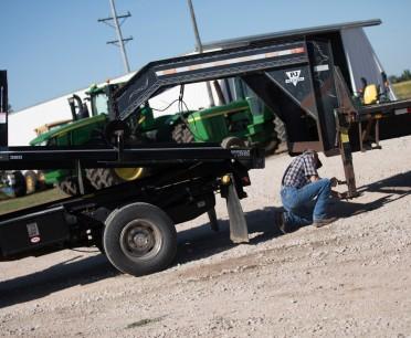 Truck flatbed dump flatbed c5 manufacturing